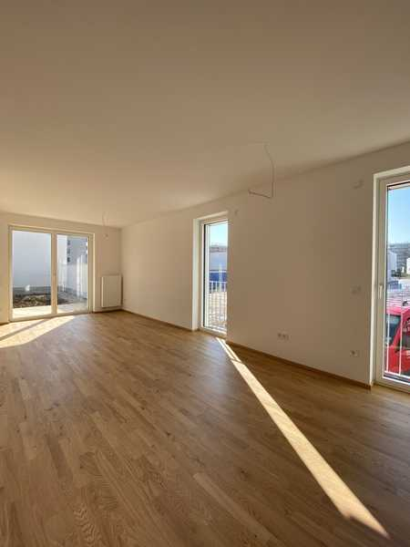 Neubau-Wohnung mit Terrasse und neuer EBK in Bogenhausen (München)