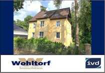 Bild Neu! Frohnau - Ein-/Zweifamilienhaus aus den 30er Jahren mit großem Grundstück