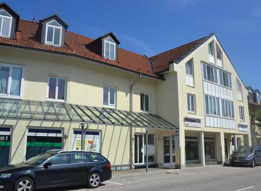 Gepflegte 1,5 Zimmer DG-Wohnung in Geretsried-Gartenberg frei