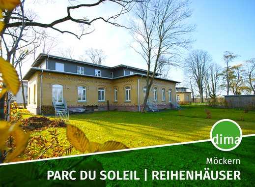 PARC DU SOLEIL | Haus 14 | Reihenhaus | Gartenanteil | 2 Terrassen | 2 Bäder | Stellplatz
