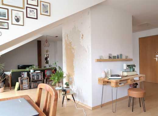 Schöne, Geräumige Zwei Zimmer Wohnung In Darmstadt, Darmstadt Ost