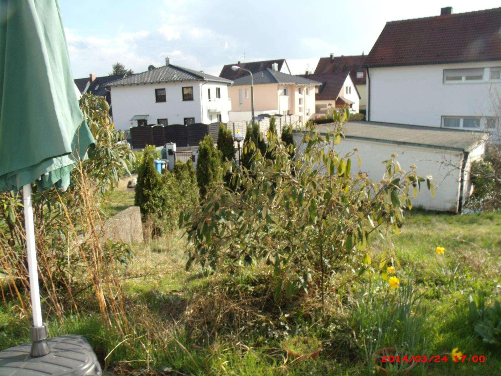 4-ZimmerWohnung mit Terrasse in Nürnberg - sehr ruhige, gefragte Wohnlage; großer Garten in