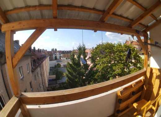 Mitbewohner/in für eine gepflegte WG gesucht mit Balkon