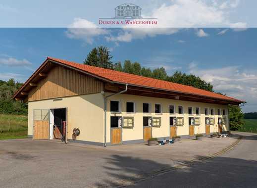 Absolutes Einzelstück im Münchner Süden. Riesiges Anwesen mit ca. 14 Hektar für Visionäre.