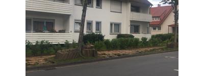 Gepflegte 2-Zimmer-Wohnung mit Balkon und EBK in Bad Oeynhausen