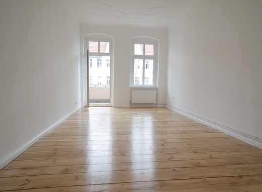 Neu sanierte 2 Zimmer Wohnung mit Balkon im Wedding - zentrale Lage - frei ab sofort