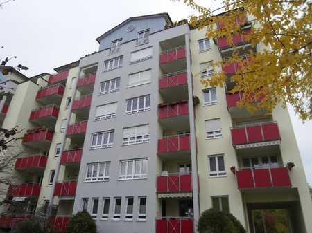 Sonnige 2-Zimmerwohnung, EBK, neue U-Bahn-Haltestelle U3, Loggia in Großreuth b. Schweinau (Nürnberg)