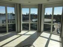 Turmzimmer mit fantastischem Ausblick in