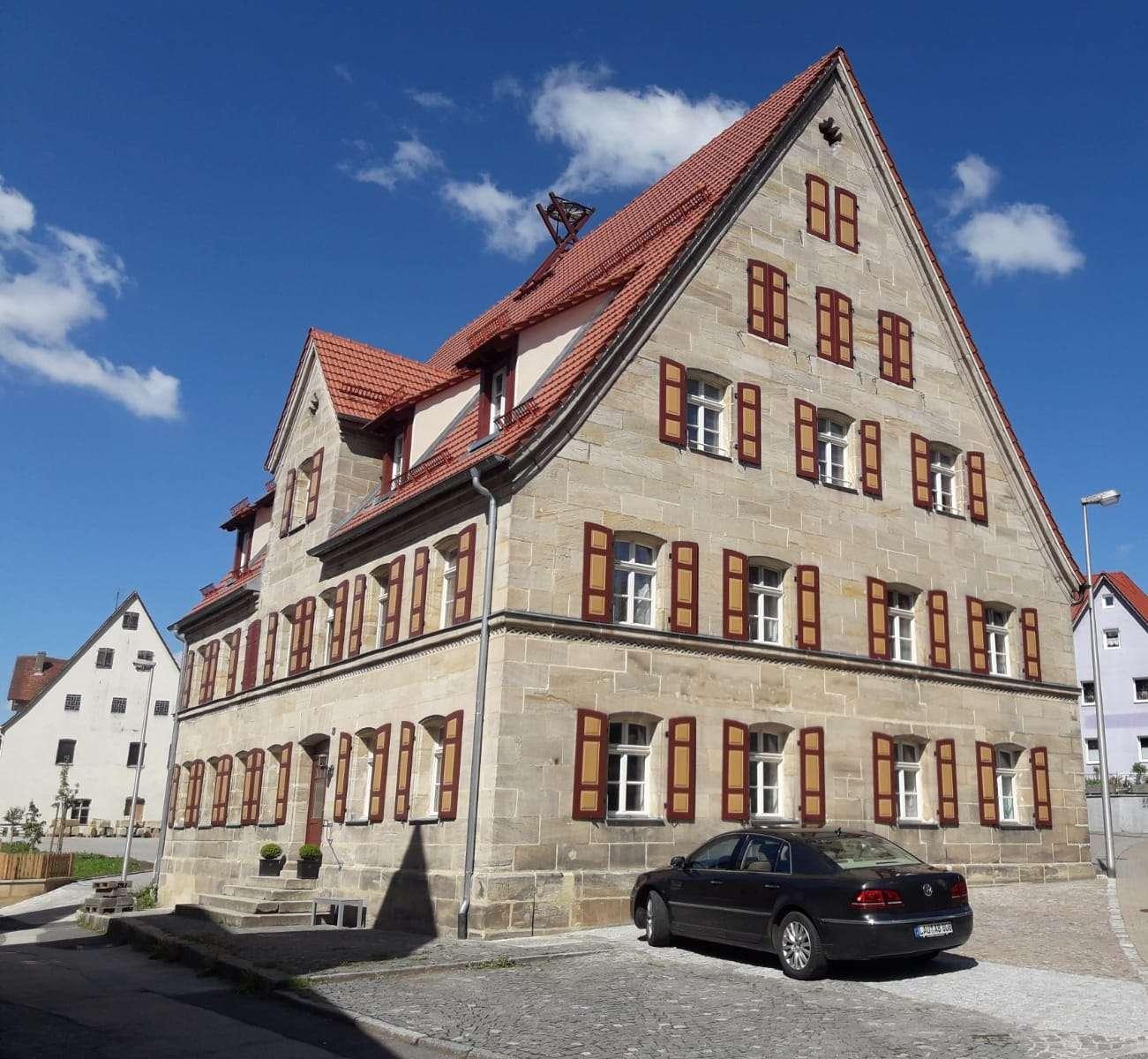 2-Zimmer-Whg 2018 komplett saniert in Hohenstadt