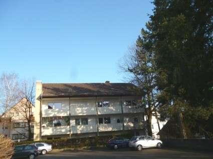 Gut geschnittene 1-Zimmer-Wohnung mit großem Balkon in