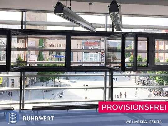 Ausblick von Stilvoll & modern: Exklusive Büroflächen direkt im Stadtfenster !!