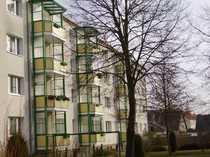 Balkon Wohn- und Schlafzimmer zum