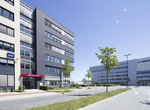 Letzte Bürofläche im EUROPA-CENTER Airbus-Allee sichern
