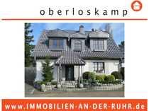 Freistehendes Einfamilienhaus mit herrlichem Grünblick