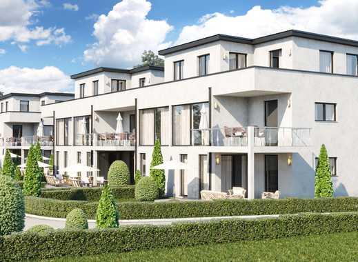 Doppelhaushälfte an der Buchenallee - Zeitgemäßes Wohnen im Grünen