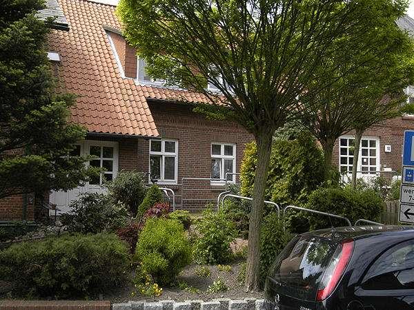 Rentnerwohnung in Stadtmitte von Meldorf