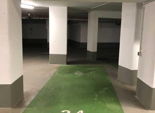 Premium Tiefgaragenstellplatz inkl. privater Steckdose für Elektroauto in Köln Altstadt-Süd