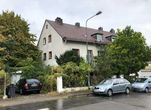 3 Parteienhaus mit Erbpacht in Frankfurt-Hausen