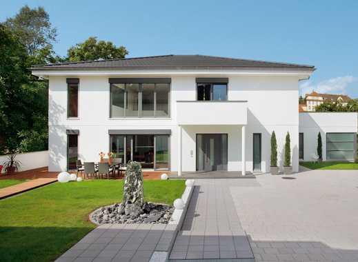 Neubau! Luxuriöse Stadtvilla: 233 qm Wohngenuss plus Keller in Traumlage von Sülldorf
