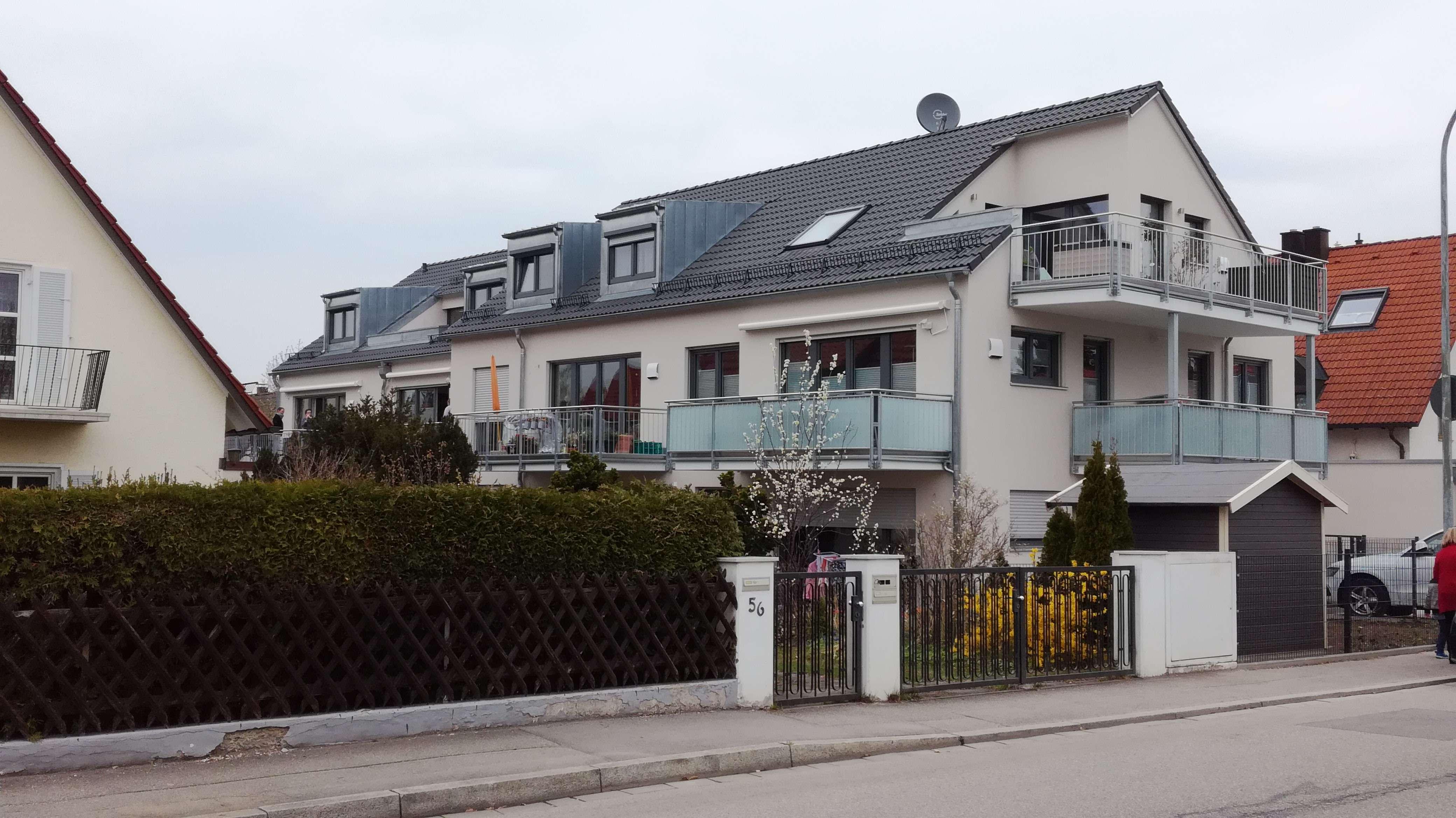 Exklusive 3-Zimmer-DG-Wohnung in Germering von privat