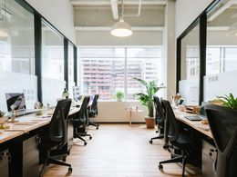 Privates Büro für 6 Personen