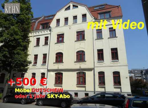 500€ geschenkt - Nordvorstadt große 3-RWE, Wanne, Balkon und Stellplatz