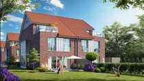 Neubau von 6 Doppelhaushälften mit Dachterrasse