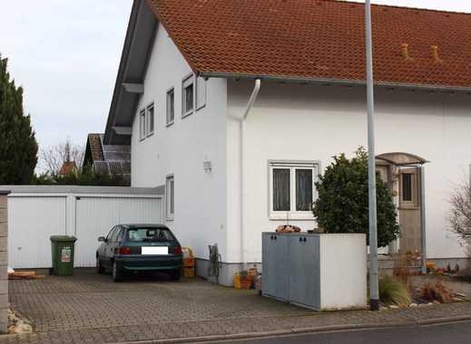 Wonsheim/Rheinhessen - Doppelhaushälfte für Sonnenverwöhnte