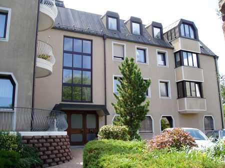 Schöne Wohnung in ruhiger und stadtnaher Lage mit Aufzug in Bad Kissingen