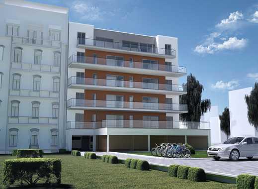5-Zimmer Neubauwohnung, Aufzug, 2 Bäder und 117 m² Terrasse