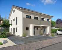 Moderne Doppelhaushälften 2 VG DG