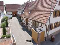 Einfamilienhaus Fachwerkhaus mit Scheune und