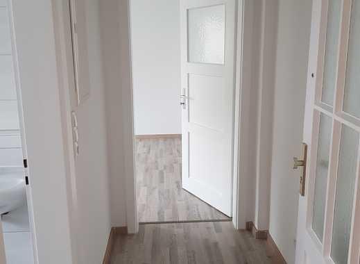 Erstbezug einer 1-Zimmer-Wohnung nach Sanierung