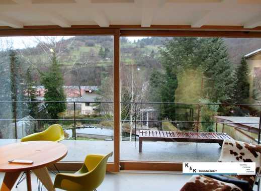 Modern renovierte Doppelhaushälfte in schöner Lage von Kandern