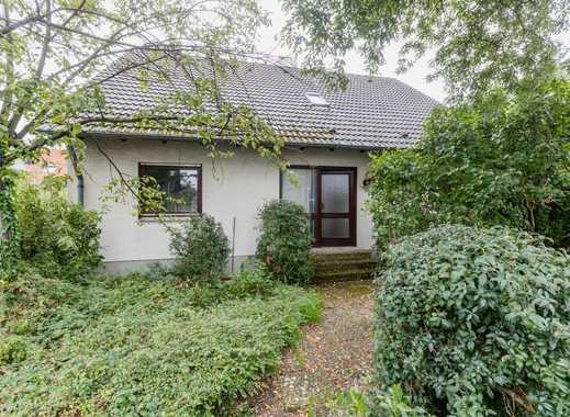 Einfamilienhaus in ruhiger Wohnlage von Trebur-Geinsheim sucht neue Eigentümer