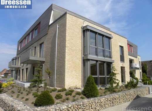 Büsum/Zentrum: Sonnige Penthousewohnung in luxuriöser Neubauwohnanlage im Zentrum von Büsum