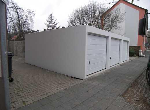 Erstbezug neue Garage ab sofort zu vermieten