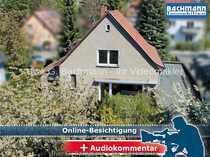 Berlin-Mahlsdorf Einfamilienhaus als Modernisierungs- Sanierungsobjekt -