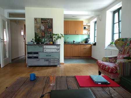 Stadtzentrum - superzentrale 2-Zimmer-DG-Wohnung, 5. OG (ohne Aufzug) in Maxvorstadt (München)