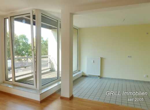 3RW in Gablenz * Bad mit Wanne * bei Bedarf mit TG-Stellplatz, Balkon