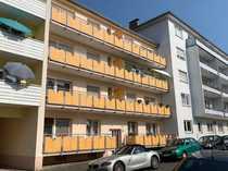 Erstbezug nach Sanierung mit Balkon: attraktive 3-Zimmer-Wohnung in Worms