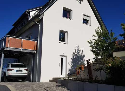 von PRIVAT - kernsanierte Doppelhaushälfte mit neu angelegten Außenanlagen