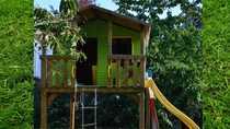 Ein eigenes Häuschen im Grünen -