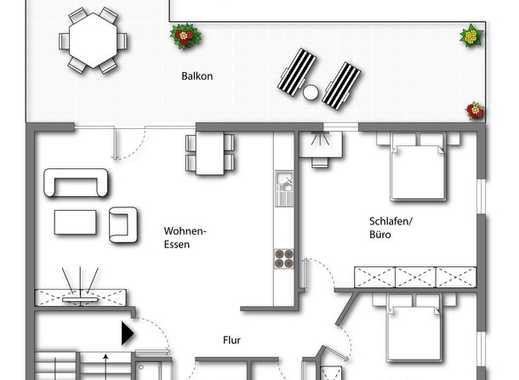 Wohnung mieten in m nster immobilienscout24 for 3 zimmer wohnung darmstadt