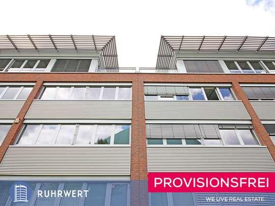 Außenansicht von Hoher Standard am Musikweg! Abgeschlossene Büroetage mit 600 m² zu vermieten.