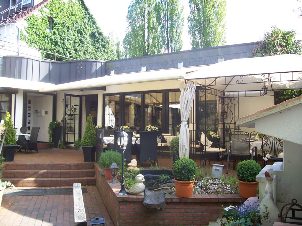 Eingang Restaurant & Hotel