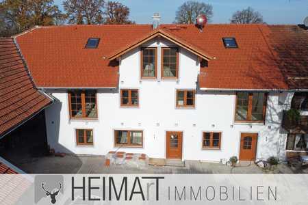 Neubau: 2,5-Zimmer-Dachgeschosswohnung - Ergertshausen in Egling (Bad Tölz-Wolfratshausen)