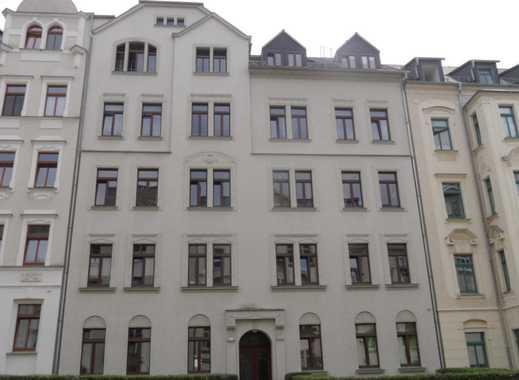 Nette 2 Zi.-EG-Wohnung mit großem Südbalkon und Gartenzugang