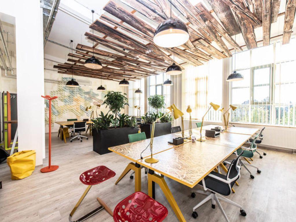 Repräsentative Design-Büros
