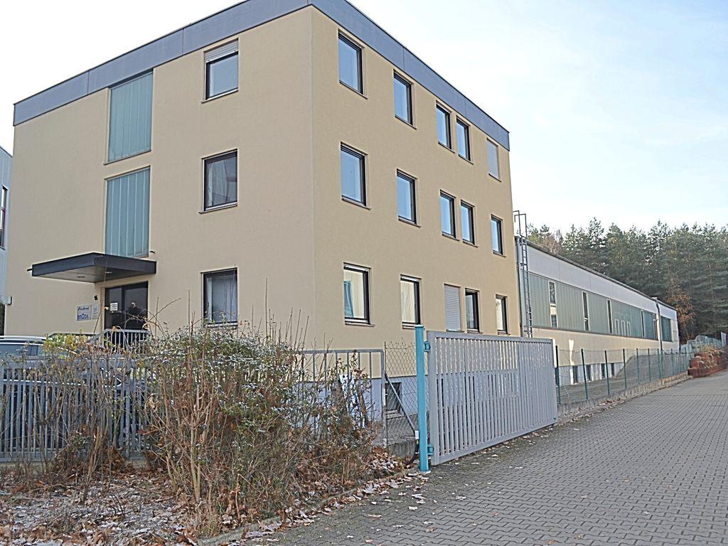Aussenansicht Bürogebäude